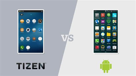 tizen vs android tizen the os of everything weetech solution pvt ltd