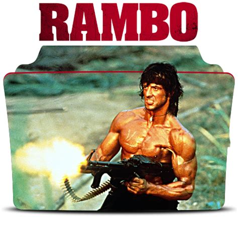 film rambo download rambo movie collection icon folder by mohandor on deviantart