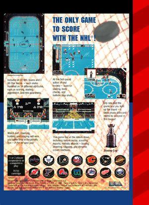 sega genesis hockey sega genesis nhl hockey custom retro cases