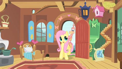 image fluttershy takes philomena home s01e22 png my