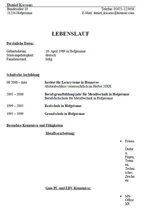 Bewerbungsschreiben Ausbildung Mechatroniker Muster Bewerbung Mechatroniker In Ausbildung Muster Vorlage