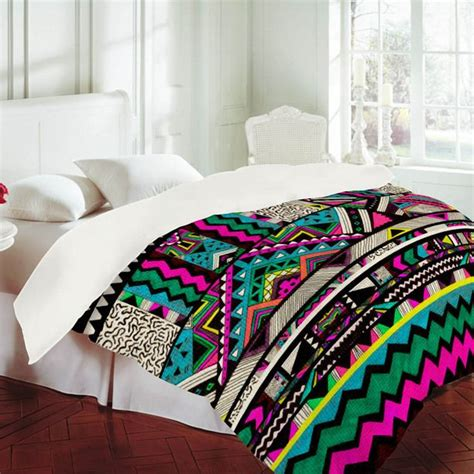Tribal Comforter by 25 Best Ideas About Aztec Bedding On Boho