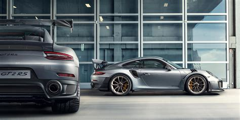 Porsche Supersportwagen by Supersportwagen Porsche Bringt Den Neuen 911 Gt Rs2
