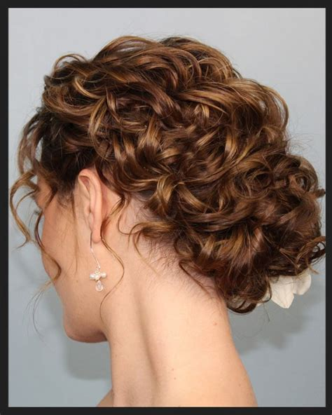 best 25 curly updo ideas on