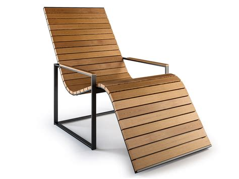 Sun Lounge Chair by R 246 Shults Garden Outdoor Sun Lounge Chair By Broberg