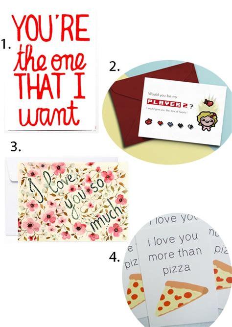 Carte Valentin by Les Cartes De Vœux De Valentin Sont Sur Etsy