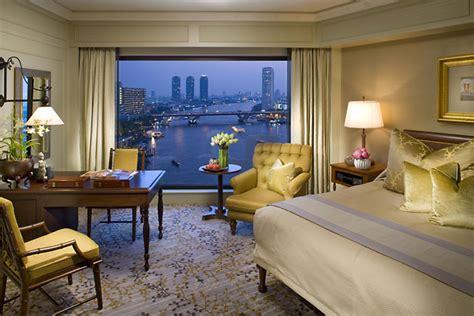 Bangkok Room deluxe room mandarin hotel bangkok