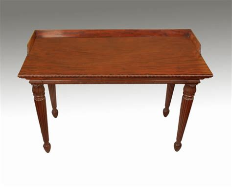 serving tables for sale a regency mahogany serving table for sale antiques com