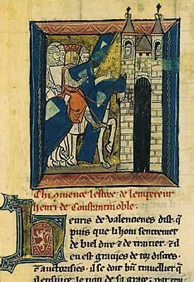 la conquista  costantinopoli  geoffrey de villehardouin