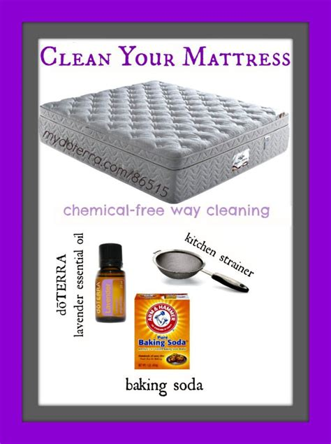 How Can I Clean Mattress by 17 Best Ideas About Mattress Cleaning On