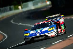 all new ford gt wins gte pro class in le mans 24h race