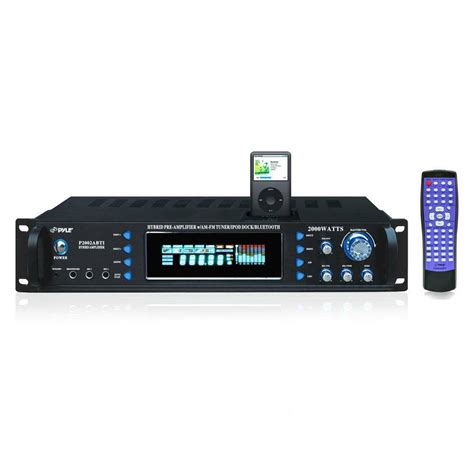 bluetooth  digital receiver home theater power amp
