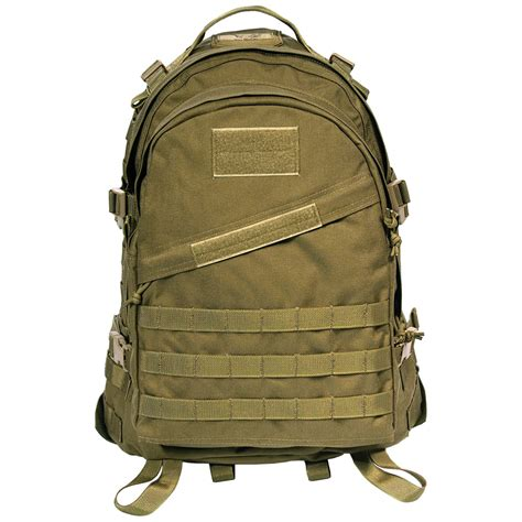 molle rucksack flyye molle aiii backpack coyote brown
