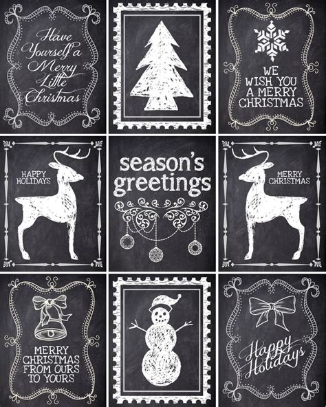 printable chalkboard stickers 240 best ideas about christmas labels and christmas label