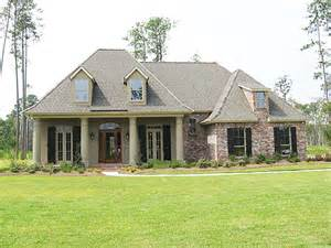 louisiana style home plans 413 south fairway drive bedico creek ron lee homes