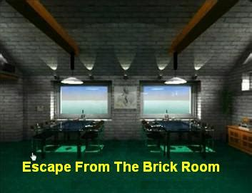 Escape The Room Cheats by Escape From The Brick Room Walkthrough