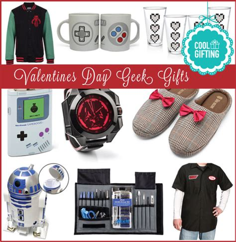 Nerdy Gifts - valentines gifts for him cool gifting