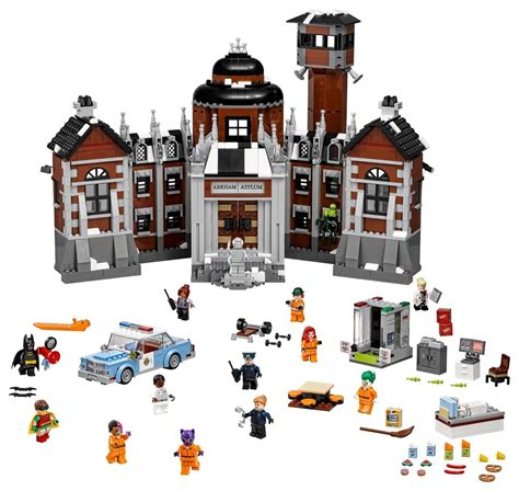 New Set new lego batman sets revealed ign
