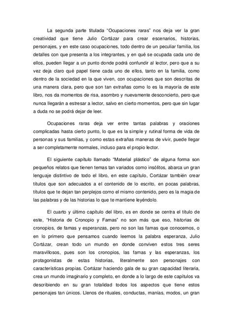 2 ensayos ii letras 8437606578 de cronopios y famas a letras y ensayos