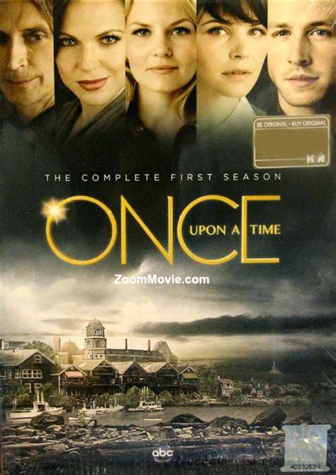 once upon a spook series 1 once upon a time season 1 dvd american tv series 2011