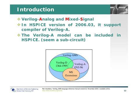 voltage controlled resistor in verilog voltage controlled resistor verilog a 28 images introduction to verilog a documentation