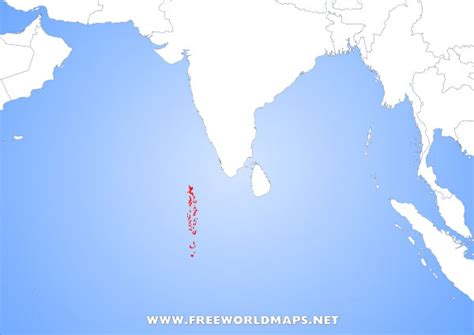 where is maldives located on the world map where are the maldives located on the world map my