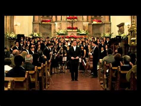 """coro y orquesta infantil del conservatorio de música """"josé"""