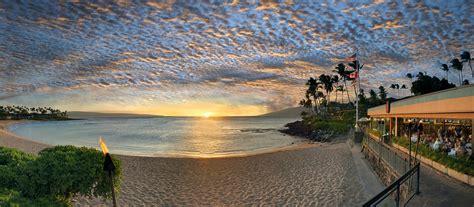 sea house dining napili kai beach resort