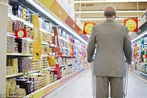 popular grocery stores men should grab the supermarket trolley women should fill