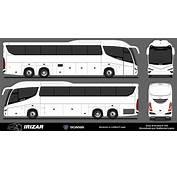 SCANIA Irizar I8 6x2 2015 Design Interior Exterior Bus