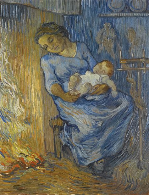 Complimentary Colors by Gogh Vincent Van L Homme Est E Children Sotheby S