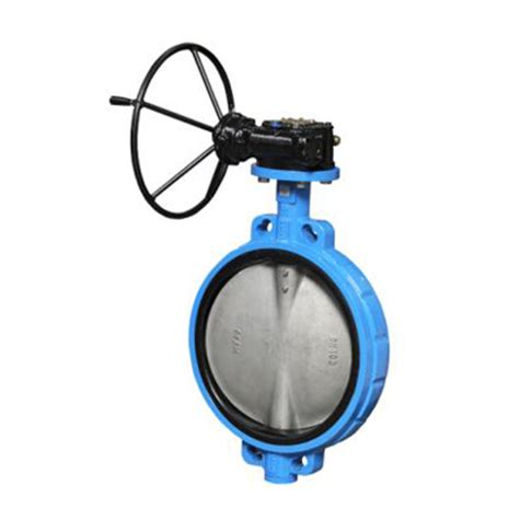 challenger butterfly valves resilient seated butterfly valve wafer dn350 dn1000 model