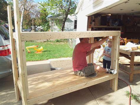 Diy Built In Bunk Beds Woodwork Built In Bunk Bed Diy Pdf Plans