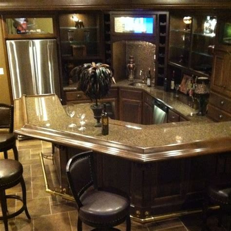 Kitchen Corner Bar Ideas Best 25 Corner Bar Ideas On Corner Bar