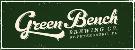 green bench brewery st petersburg green bench brewing co