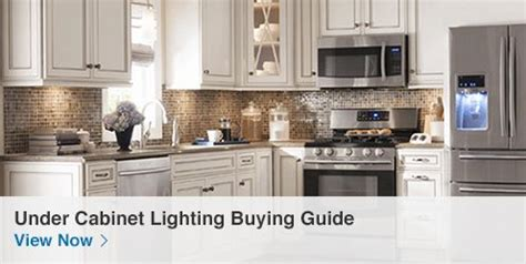 how to order undercabinet lighting a guide by tech shop under cabinet lighting at lowes com