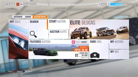 how to buy a auction house forza horizon 3 how to unlock and enable the auction house buy and sell