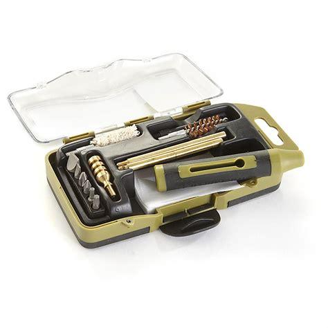 pistol cleaning kit 14 pc tac shield pistol cleaning kit 617287 gun