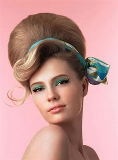 hairstyle pin up 60s rachael edwards