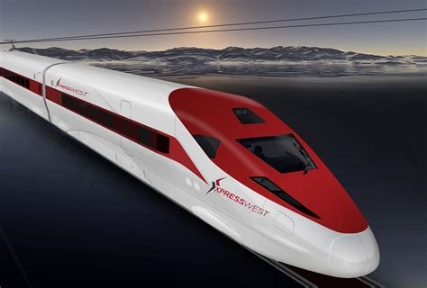 high speed a high speed rail from l a to las vegas china says it s