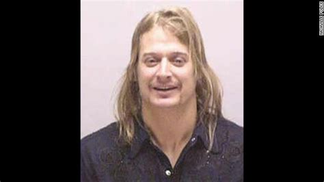 Kid Rock Criminal Record The 20 Most Infamous Mug Of All Time Arrest Records