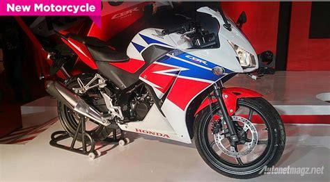 harga motor cbr indonesia harga honda cbr 150 r lokal lebih murah dari yamaha r15
