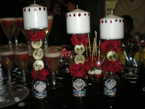 themed birthday candles casino party candles cover candles with playing cards
