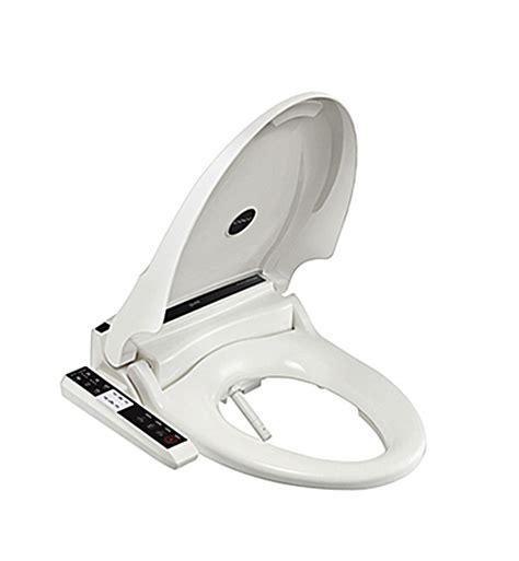 coco pure pure elongated bidet toilet seat