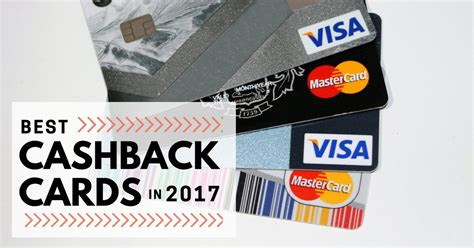 best cashback credit card best cashback credit cards in singapore 2017