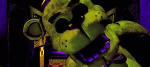 Golden freddy alt jumpscare fnaf1 by fluffycatfnaf on deviantart