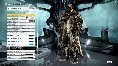 bug operator bug rare operator suit warframe