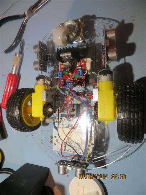 membuat robot wall follower wall following robot aka wall e2 paynter s palace
