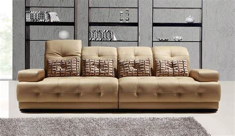4 seater leather sofa martino contemporary italian leather sofa delux deco