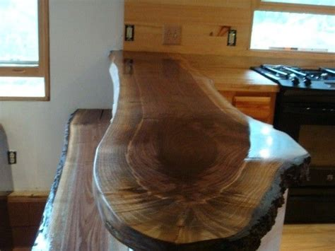 slab bar tops custom made walnut slab bar tops counters by